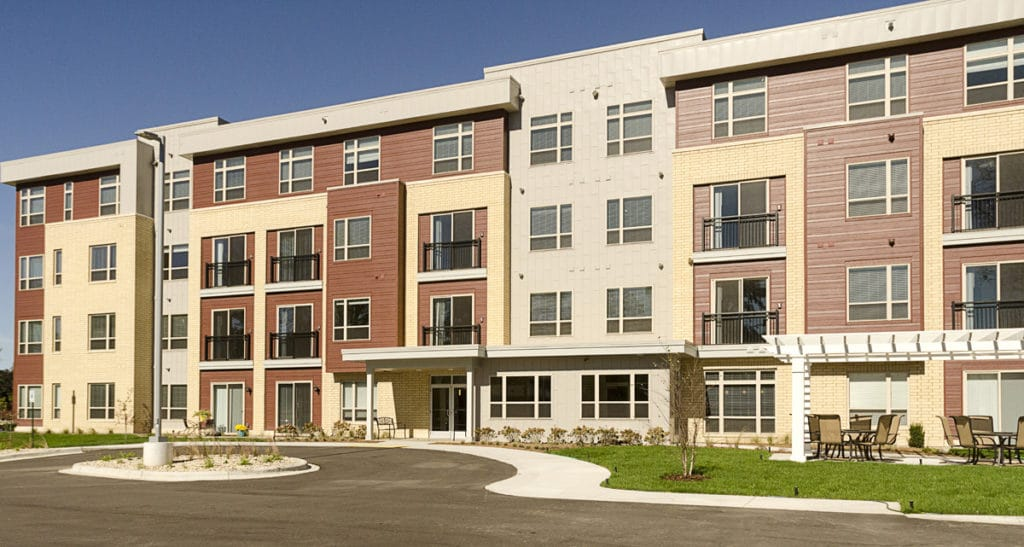 senior living apartments madison, senior housing madison, madison senior apartments